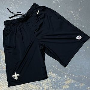 Nike New Orleans Saints Shorts 468864-010 Football